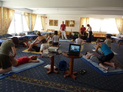Bild einer Seminargruppe